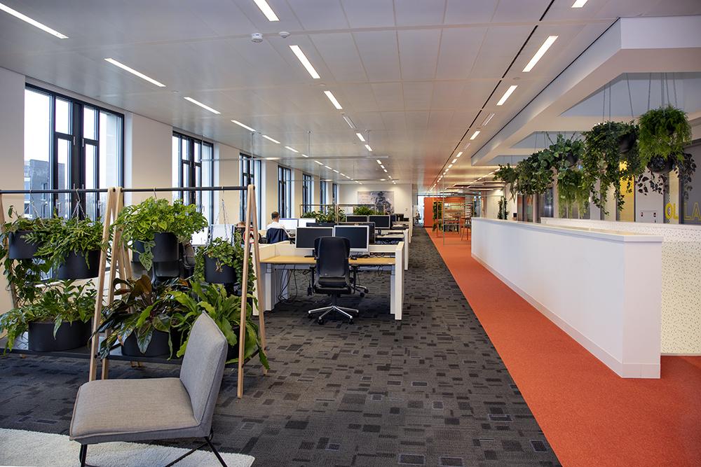 Creëer de ideale werkplek met een kantoorinrichting op maat